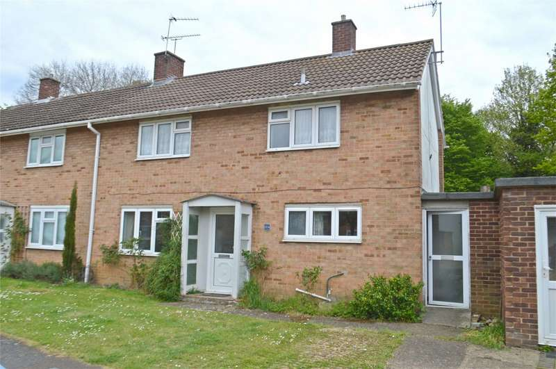 4 Bedrooms Semi Detached House for sale in Thistle Grove, WELWYN GARDEN CITY, Hertfordshire