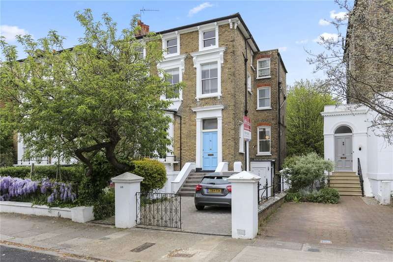 2 Bedrooms Flat for sale in Grove Park Road, London, W4