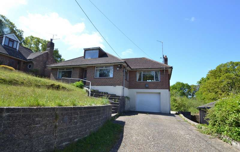 3 Bedrooms Detached Bungalow for sale in Corfe Mullen