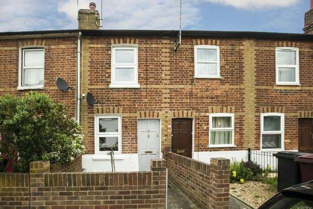 2 Bedrooms Terraced House for sale in Tuns Hill Cottages, Earley, Reading