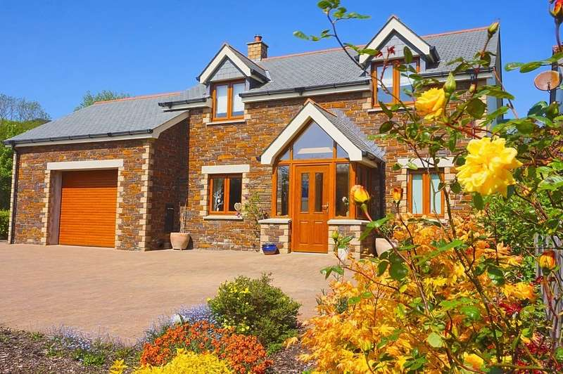 4 Bedrooms Detached House for sale in Mill Road, Bolingey