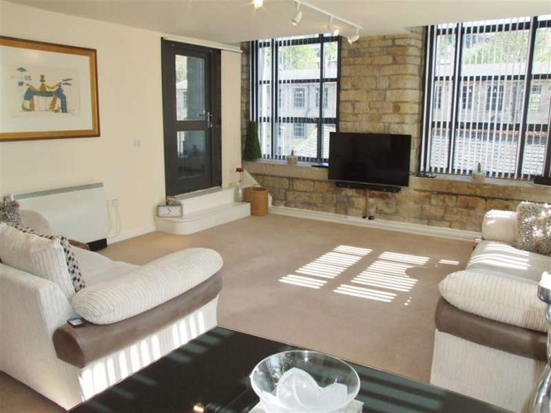 1 Bedroom Apartment Flat for sale in Quarry Bank Mill, Stoney Lane, Longwood, Huddersfield, HD3 4ZW