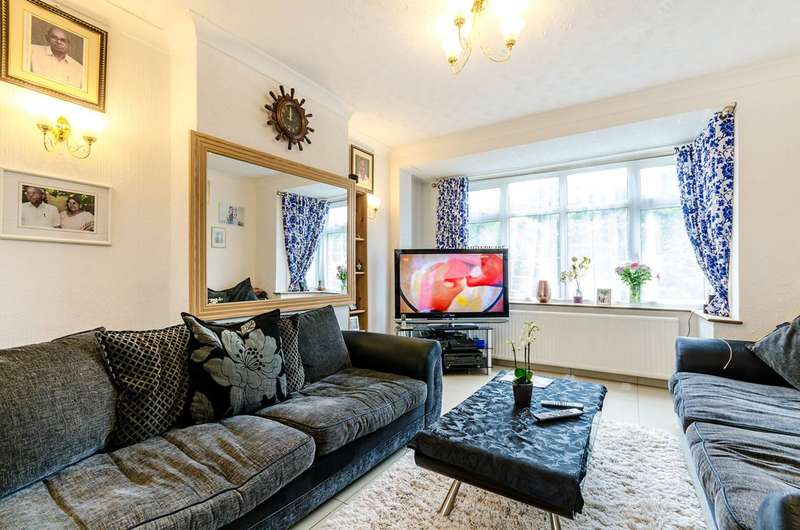 3 Bedrooms Semi Detached House for sale in Reigate Avenue, Sutton, SM1