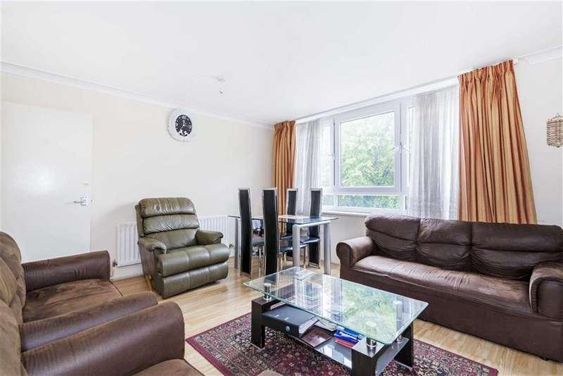 3 Bedrooms Flat for sale in Sancroft Court, BATTERSEA, SW11