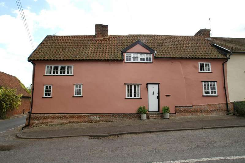 2 Bedrooms Semi Detached House for sale in Bolton Street, Lavenham, Sudbury CO10