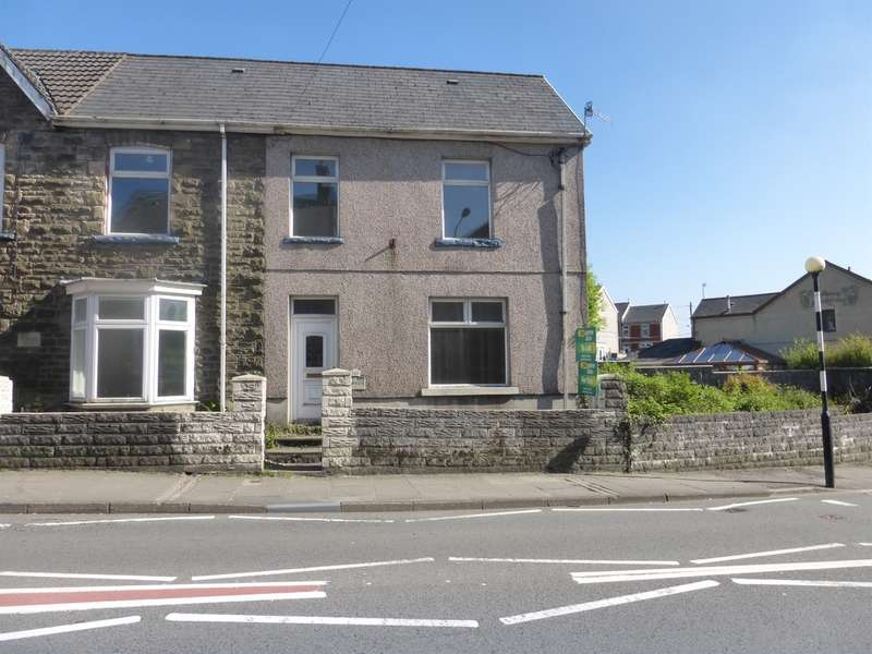 3 Bedrooms End Of Terrace House for sale in Duffryn Road, Maesteg