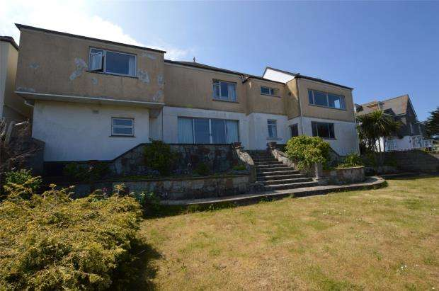4 Bedrooms Detached House for sale in Trewidden Road, St. Ives, Cornwall