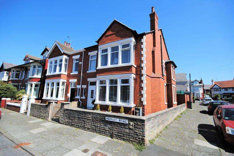 4 Bedrooms Semi Detached House for sale in Hamlet Road, Wallasey
