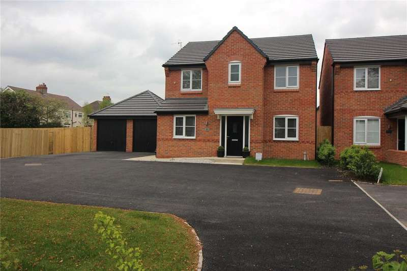 4 Bedrooms Detached House for sale in Memorial Drive, Mallory Park, Birkenhead, Merseyside, CH42