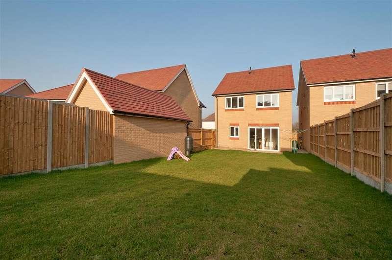 4 Bedrooms Detached House for sale in Empress Road, Aylesford, Kent