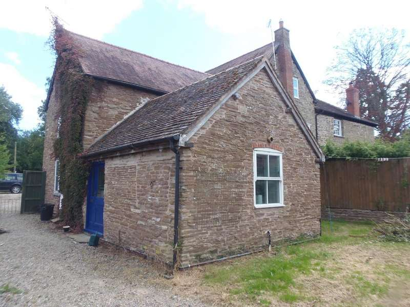 3 Bedrooms Unique Property for sale in Stable Cottage, 100 Old Road, Bromyard, HR7