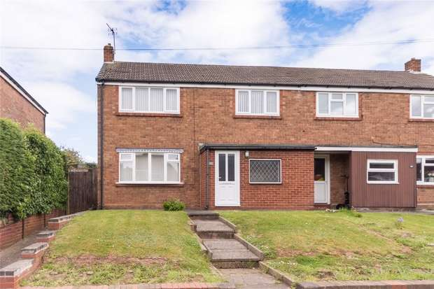 3 Bedrooms Semi Detached House for sale in Oakenfield, Lichfield, Staffordshire