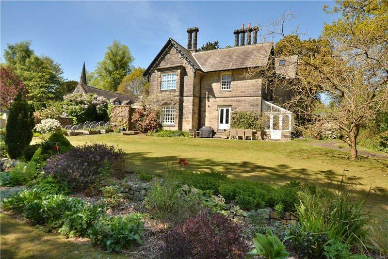 7 Bedrooms Detached House for sale in St Johns House, Wetherby Road, Roundhay, Leeds