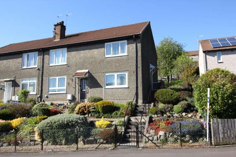 2 Bedrooms Flat for sale in 45 Lennox Drive, Faifley, G81 5JX