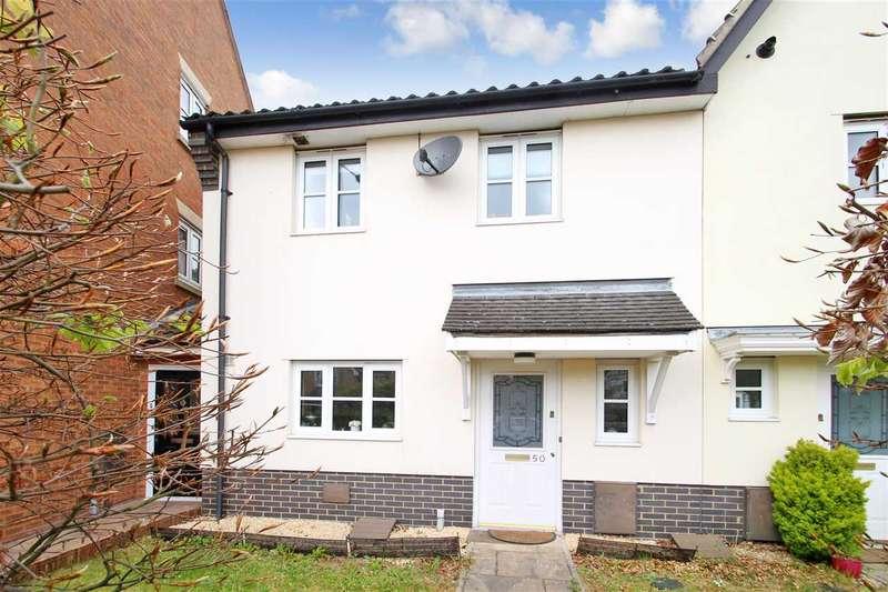 3 Bedrooms End Of Terrace House for sale in Wilkinson Drive, Grange Farm, Kesgrave, Ipswich