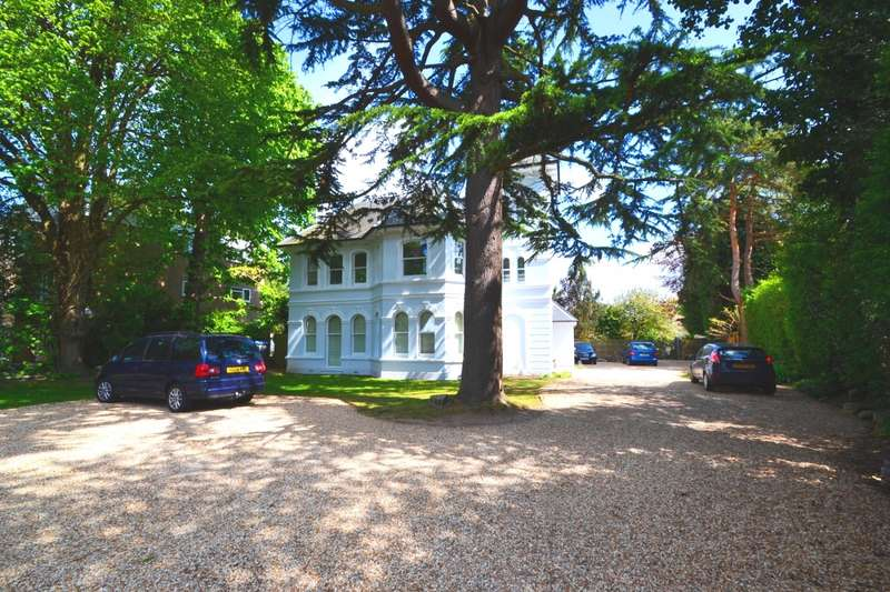2 Bedrooms Flat for sale in Meyrick Park