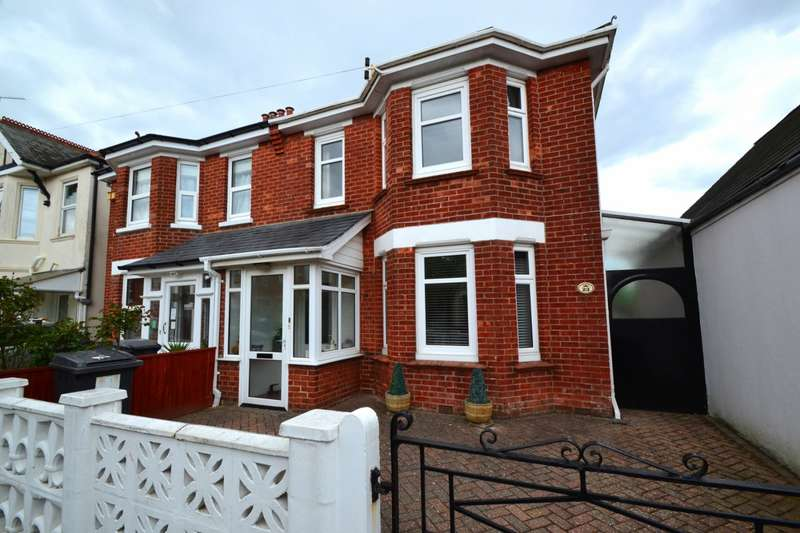 4 Bedrooms Semi Detached House for sale in Springbourne