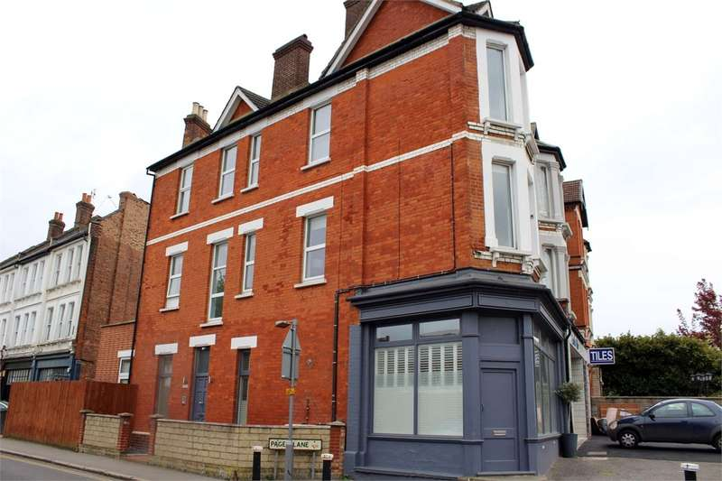 2 Bedrooms Flat for sale in Pages Lane, Muswell Hill, London