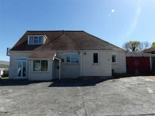 4 Bedrooms Detached House for sale in Bryncethin Road, Garnant, Ammanford, Carmarthenshire