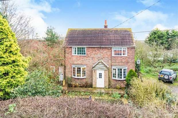 3 Bedrooms Detached House for sale in Metheringham Fen, Lincoln