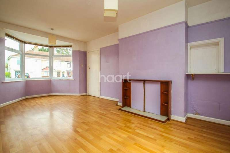 3 Bedrooms End Of Terrace House for sale in Whatley Avenue