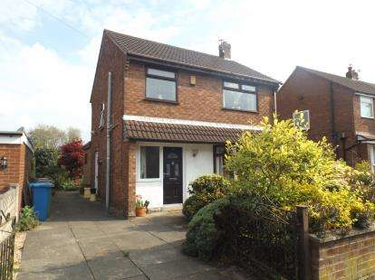 3 Bedrooms Detached House for sale in Norwich Avenue, Lowton, Warrington, Cheshire
