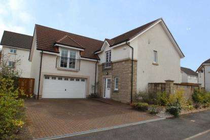 5 Bedrooms Detached House for sale in Glen Devon Grove, Cumbernauld