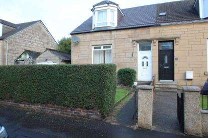 3 Bedrooms Semi Detached House for sale in Ardgay Street, Shettleston