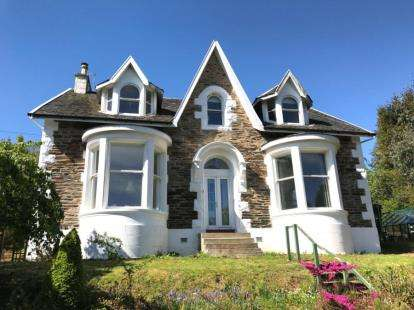 4 Bedrooms Detached House for sale in Clynder, Helensburgh