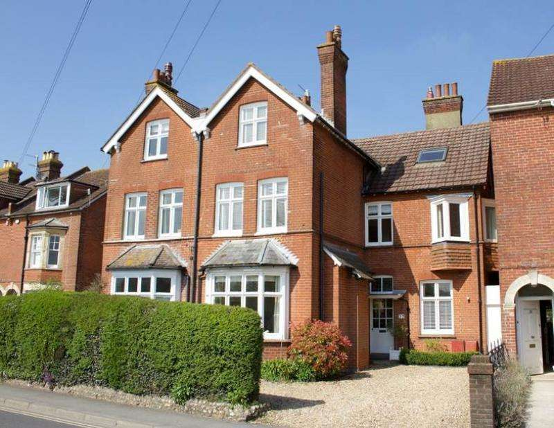 6 Bedrooms Semi Detached House for sale in Mill Road, Salisbury