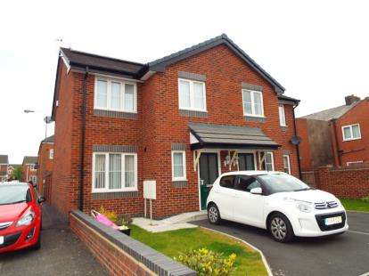 3 Bedrooms Semi Detached House for sale in Powell Street, St. Helens, Merseyside, WA9