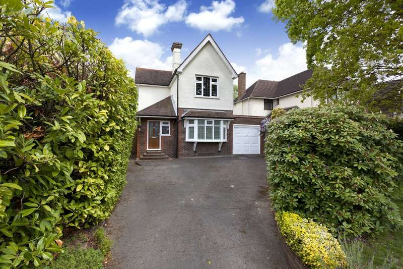 4 Bedrooms Detached House for sale in Oakhill Road, Horsham