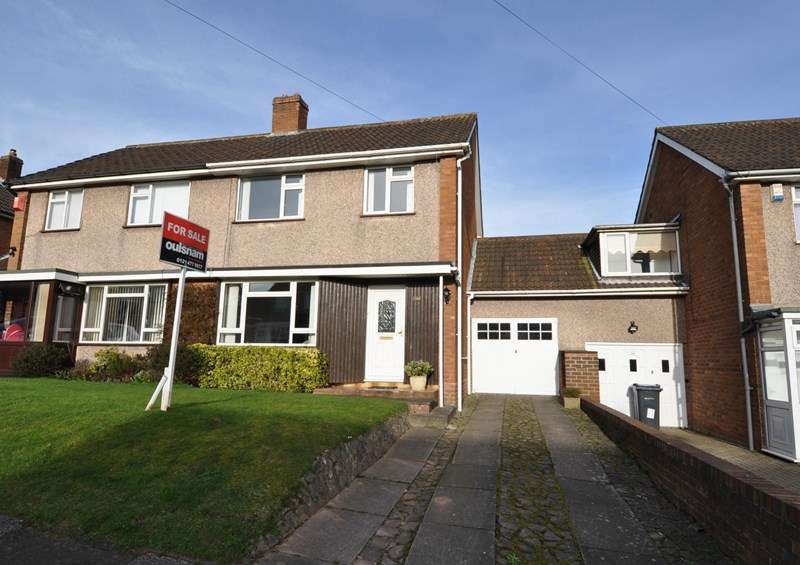 3 Bedrooms Semi Detached House for sale in Green Meadow Road, Bournville Village Trust, Birmingham