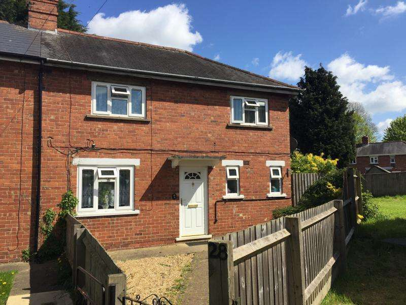3 Bedrooms Semi Detached House for sale in Abbey Road, BANBURY, OX16