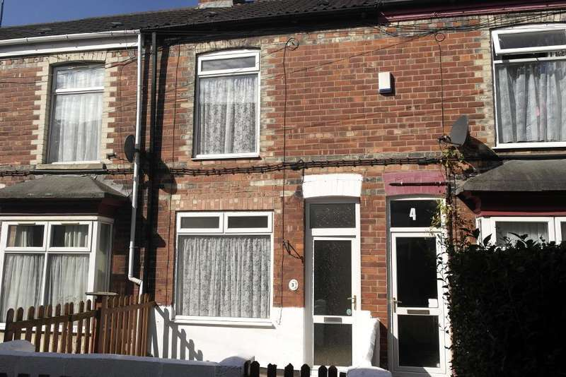 2 Bedrooms Terraced House for sale in Granvile Villas, Hull, HU5 1DZ