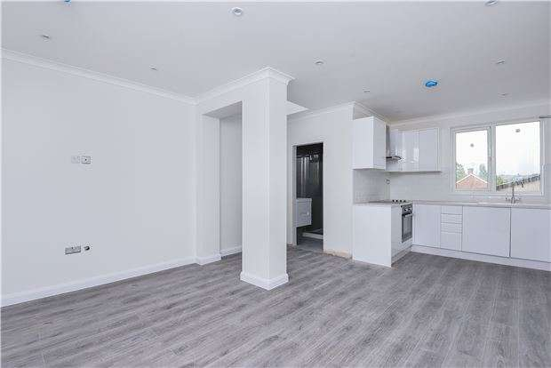 2 Bedrooms Flat for sale in London Road, Thornton Heath, Surrey, CR7