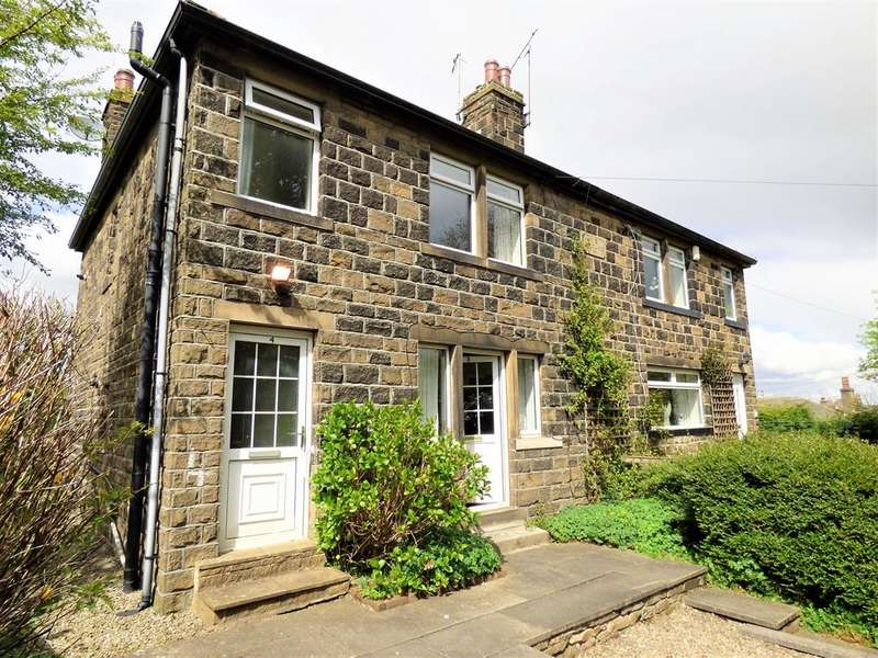 2 Bedrooms Duplex Flat for sale in Brigglands, Firth Lane, Wilsden