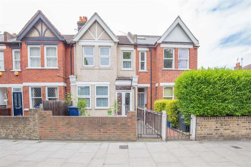3 Bedrooms Terraced House for sale in Northfield Avenue, Ealing, , W13 9SB