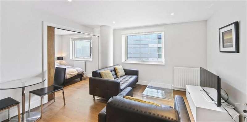1 Bedroom Property for sale in Crawford Building, Aldgate, London, E1