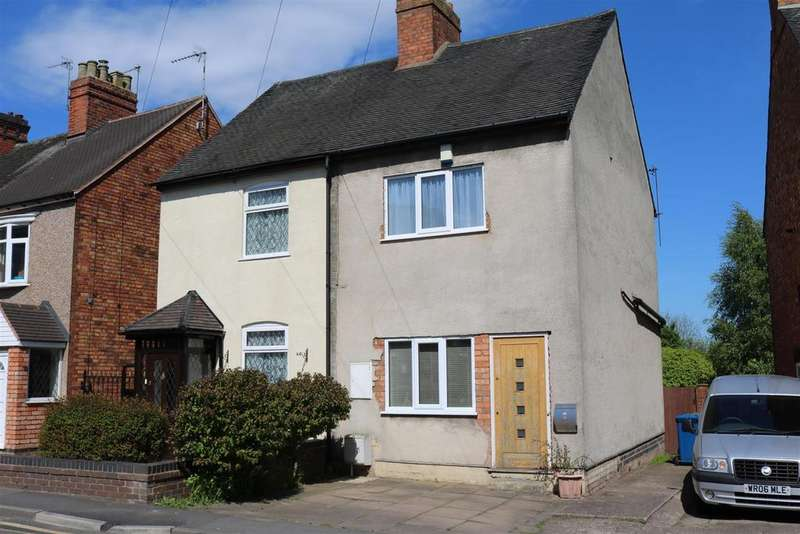 2 Bedrooms Semi Detached House for sale in Tamworth Road, Amington, Tamworth