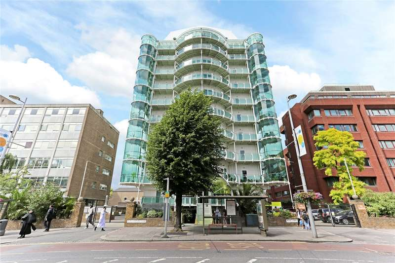 2 Bedrooms Flat for sale in Cavalier House, 46-50 Uxbridge Road, Ealing, W5
