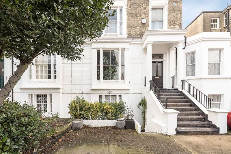 2 Bedrooms Flat for sale in Rosslyn Hill, Hampstead, London, NW3