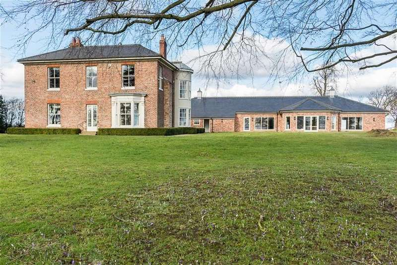 5 Bedrooms Detached House for sale in Darlington Back Lane, Stockton-on-Tees, Cleveland