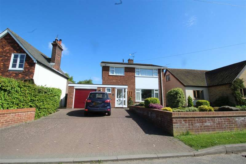 3 Bedrooms House for sale in Three Bedroom Detached House, Cordys Lane - IP11 0UD
