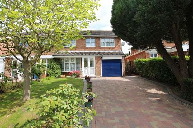 4 Bedrooms Semi Detached House for sale in Hazel Grove, Lichfield, Staffordshire