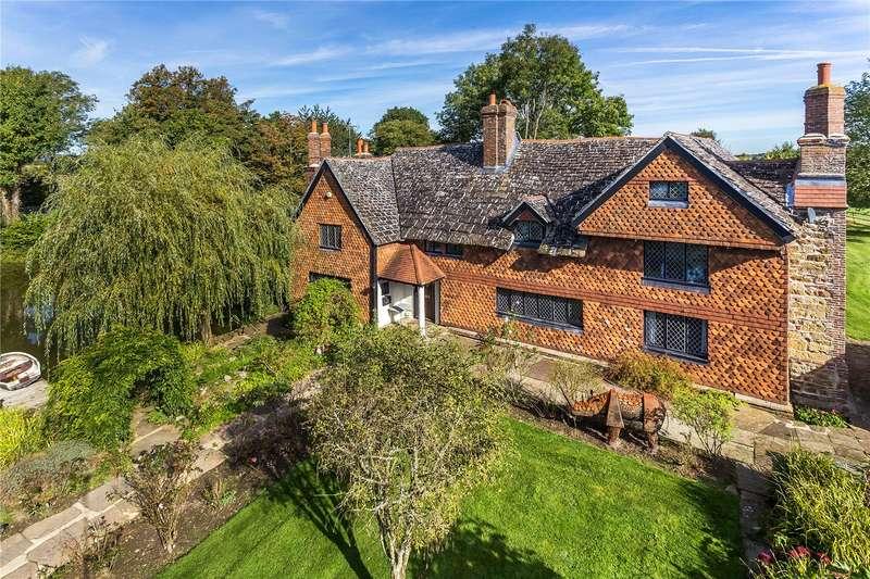 5 Bedrooms Detached House for sale in Rusper Road, Capel, Dorking, Surrey, RH5