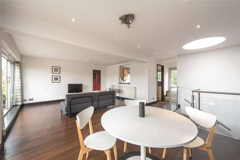 2 Bedrooms Flat for sale in The Colonnades, Porchester Square, London, W2