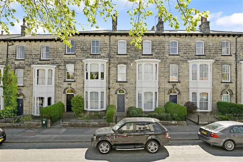 5 Bedrooms Terraced House for sale in St Georges Road, Harrogate, North Yorkshire