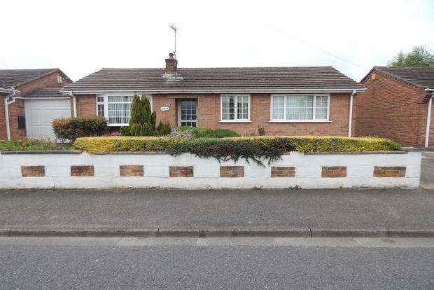 3 Bedrooms Detached Bungalow for sale in Polperro Way, Hucknall, Nottingham, NG15