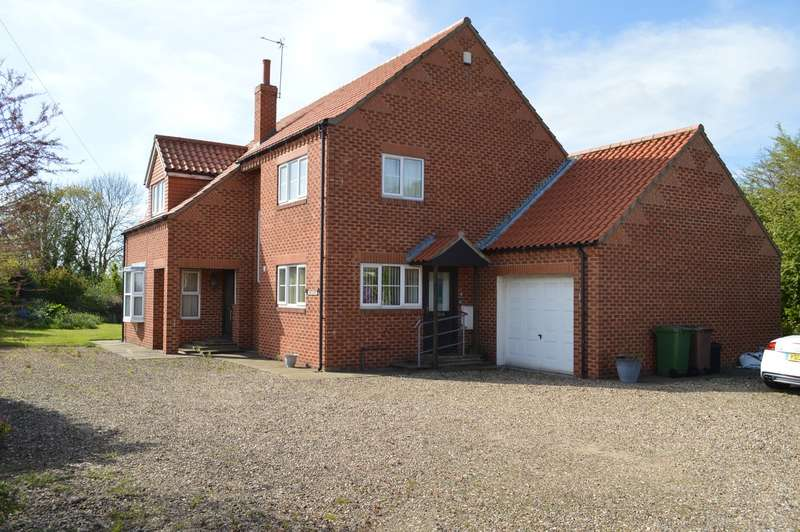 4 Bedrooms Detached House for sale in Beeford Road, Skipsea, East Riding of Yorkshire